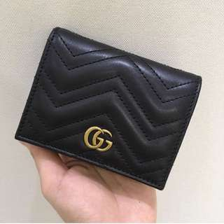 Gucci GG MARMONT SMALL WALLET/card holder