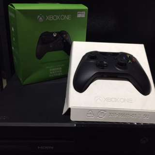 Xbox one, 1 controller, 3 free games