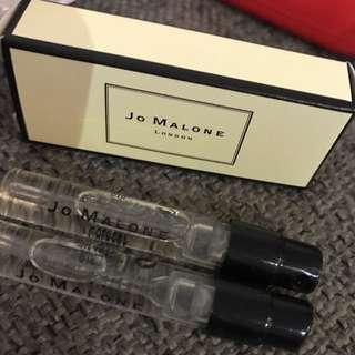 Jo Malone Cologne ( wood sage and sea salt)