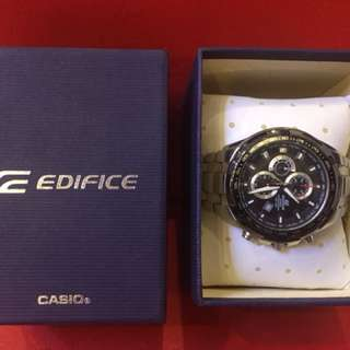 Edifice Men's Watch