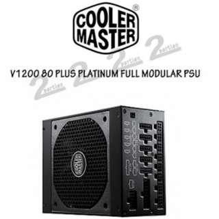 Cooler master v1200 80 plus platinum