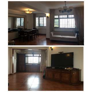 Bukit Batok 5 Room HDB Flat - Whole Unit for Rental