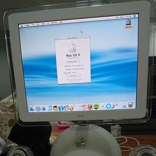 Mint iMac G4