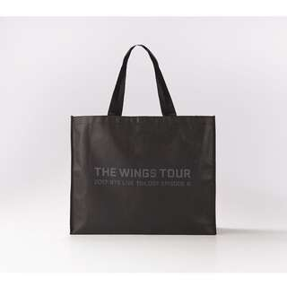 BTS SHOPPER BAG [THE WINGS TOUR]