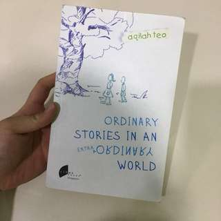 Ordinary stories in an unordinary world (autism)- aqilah teo