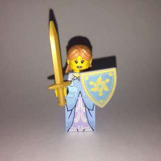 Lego Collectible Minifigures Series 17: Elf Maiden