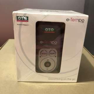 OTO e-Tempo 按摩器 舒緩肩頸疼痛 瘦身 揼揼鬆