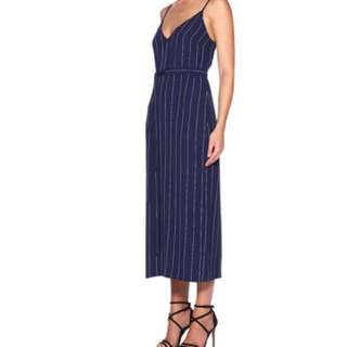 Bec & bridges midi dress