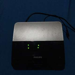 Philips Radio Alarm