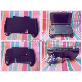 New Nintendo 3DS XL Handgrip with Stand - n3DSXL