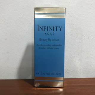 BNIB Kose Infinity Beauty Lip Serum (10g)