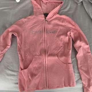 Pink Bebe hoody