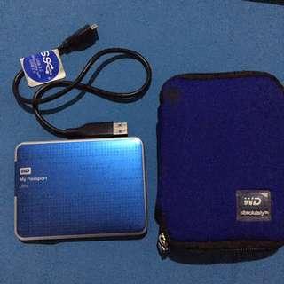 WD MyPassport 500GB