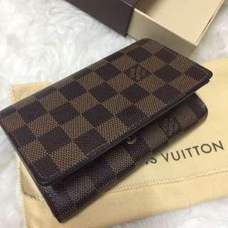 LV Wallet & MCM Wallet