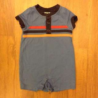 Hanna Andersson Romper (18M)