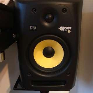 KRK ROKIT 6 Monitor Speaker