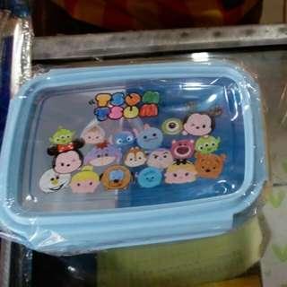 Kotak bekal/ Kotak makanan Disney tsum tsum