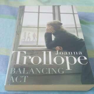 Balancing Act ~Joanna Trollope