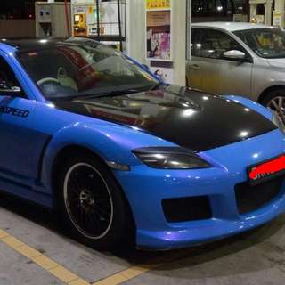Singapore Scrap Car