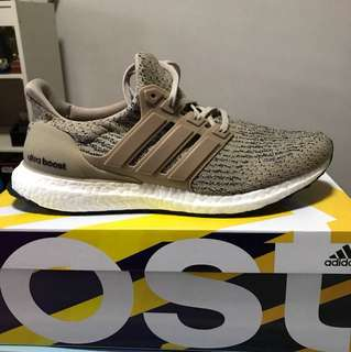 Ultraboost US 8.5 trace khaki brand new!