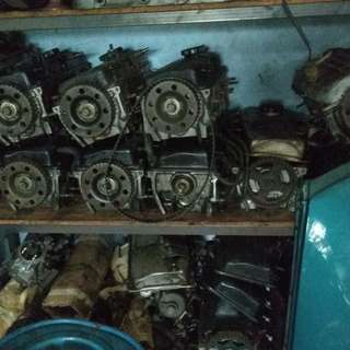 Head Engine Saga/Iswara 12v