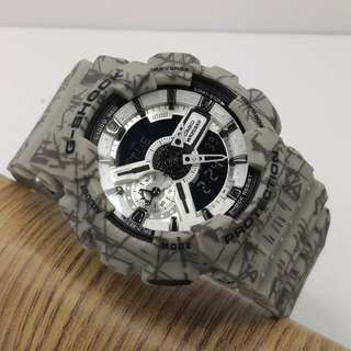 G-SHOCK GA110 AUTOLIGHT