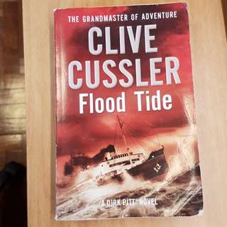 Clive Cussler - Flood Tide