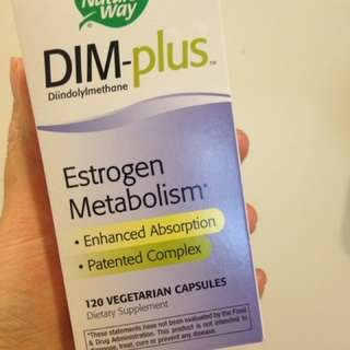 DIM Plus Supplement Pills