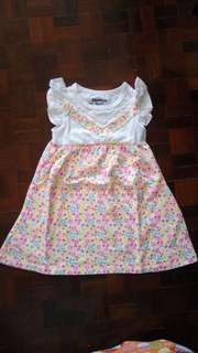NEW** Girl's dress Oshkosh 12M