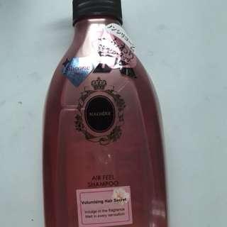 Shiseido shampoo 洗发水