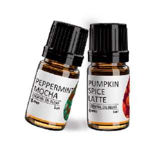 Rocky Mountain Oils | Fall Blend Kit | Pure Essential Oil