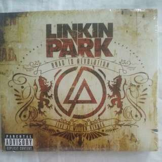 [Music Empire] Linkin Park - Road To Revolution CD Album