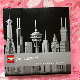 [BN in Book Sleeve] LEGO Architecture Visual Guide