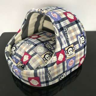 NEW (S, M, L available, paul frank design) semi cave cushion bed for pet dog cat kitten puppy sleep