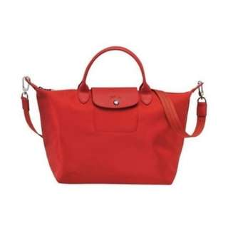 Authentic. Longchamp Le Pliage Neo Medium bag