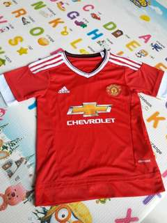 Manchester United Jersey Boys