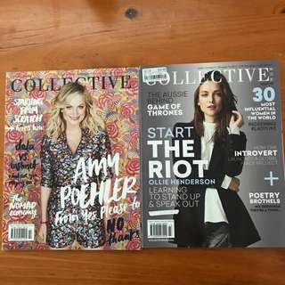 Collective Hub - Issues 22 & 43 (bundle - Free Postage 📮)