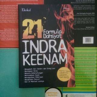 21 formula dahsyat indera keenam