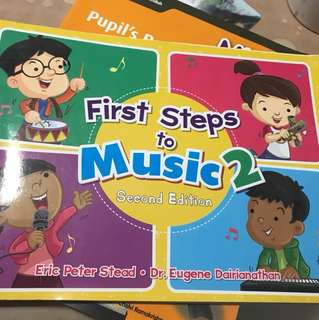 My First Step to Music 2