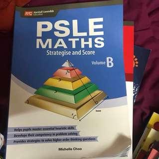 PSLE Maths Volume B - Word Problems & Heuristics