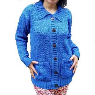 Sweater kancing 6