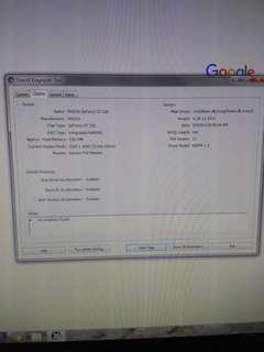 Acer x3990 i5 desktop
