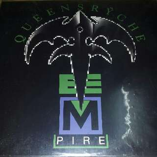 Vinyl Record 2xLP: Queensrÿche ‎– Empire (Friday Music Reissue)