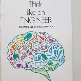 Think like an ENGINEER by Mushtak Al-Atabi