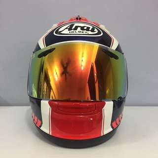 ORIGINAL ARAI SAI Mirrors Shield Visor