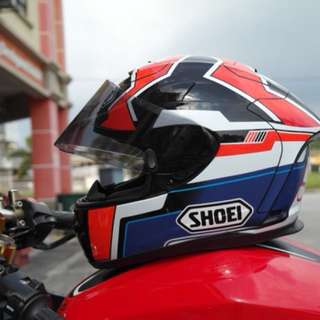 SHOEI X12 (X-Twelve Marquez)