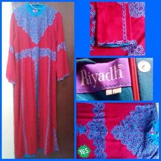 [TITIPAN] Riyadh Dress