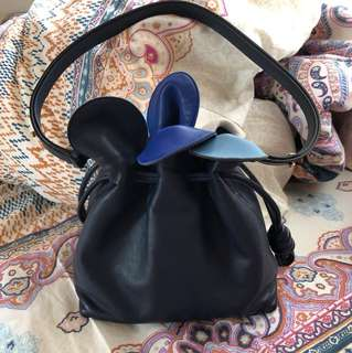 Loewe Flamenco small bucket bag