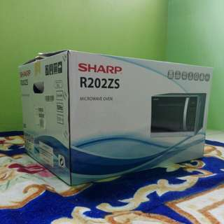 Sharp Microwave Oven R202ZS
