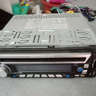 DVD/MP4 car player